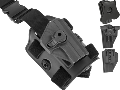 Cytac Hard Shell Adjustable Holster for USP and USP-C Pistols