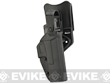 Cytac Hard Shell Duty Belt Adjustable Holster for Glock 17/22/31 Series Pistols