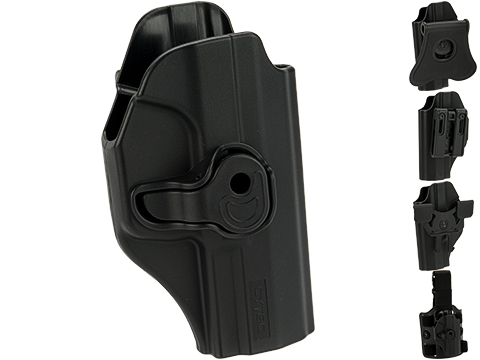 Matrix Hardshell Adjustable Holster for P99 QA Series Pistols Airsoft Pistols