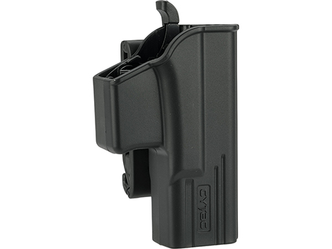 Cytac Hardshell ThumbSmart Retention Holster (Model: Glock 19 23 32 / Belt Mount)