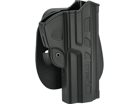 Cytac Hardshell FastDraw Holster (Model: Beretta M9 / Paddle Mount)