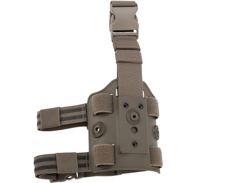 Matrix Modular Drop Leg Platform for Matrix Modular Holster Series (Color: Dark Earth)