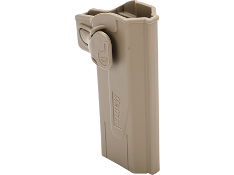 Matrix Hardshell Adjustable Holster for STI Hi-Capa 2011 Series Pistols (Type: Tan / No Attachment)