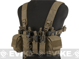 Haley Strategic HSP D3CR Disruptive Environments Chest Rig (Color: Coyote)