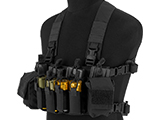 Haley Strategic HSP D3CR-X Disruptive Environments Chest Rig (Color: Black)