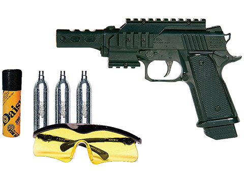 Daisy Airguns Model 5172 CO2 Powered Air Pistol Kit
