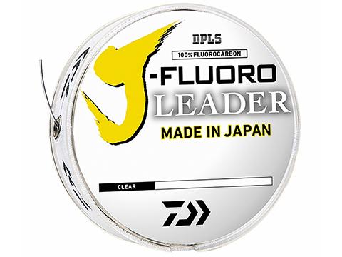 Daiwa J-Fluoro 100% Fluorocarbon Leader