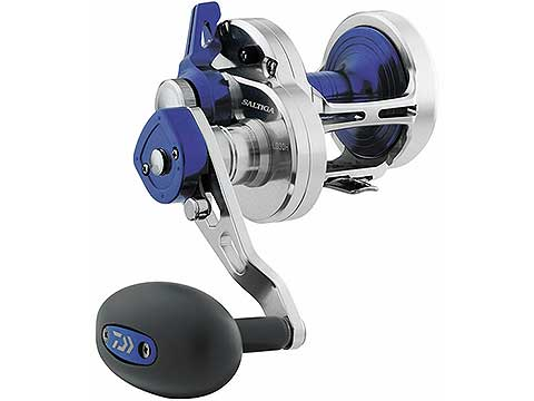 Daiwa Saltiga Lever Drag 2-Speed Conventional Reel