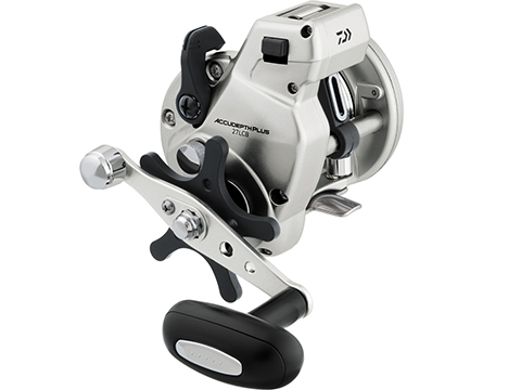 Daiwa Accudepth® Plus-B Line Counter Fishing Reel (Model: ADP27LCB)