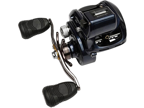 Daiwa Lexa Line Counter Reel (Model: LEXA-LC300H)