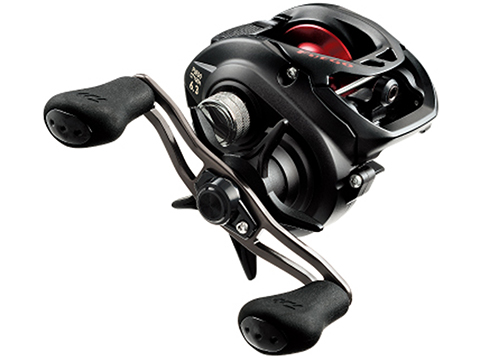 Daiwa Fuego CT Baitcasting Fishing Reel