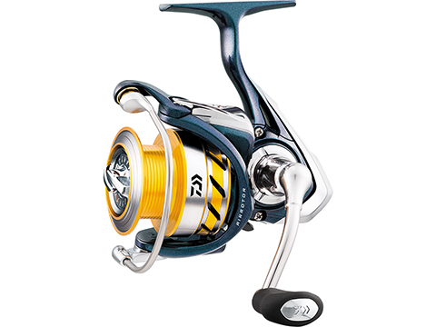 Daiwa Regal® Airbail Spinning Fishing Reel (Model: RG3000H-AB)