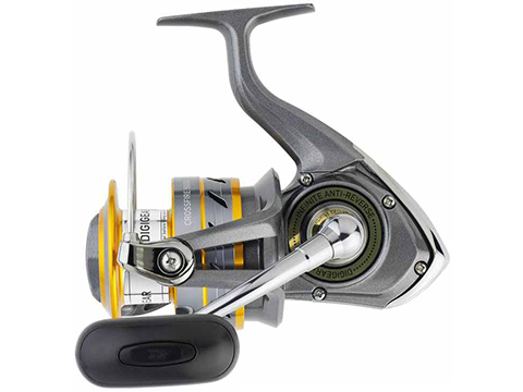 Daiwa Crossfire® FD Spinning Fishing Reel