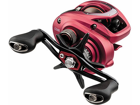 Daiwa Carbon / Graphite CG80 Fishing Reel