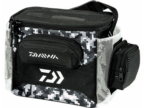 Daiwa D-VEC Tactical Jig Tote Combo Bag w/ Storage Tray