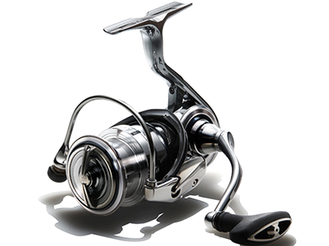 Daiwa EXIST G LT Spinning Fishing Reel (Model: EXISTGLT4000D-C)