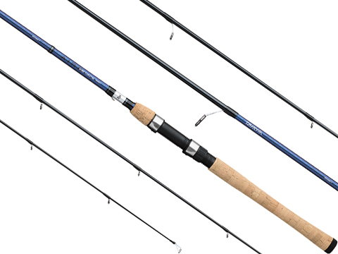 Daiwa AIRD Coastal Inshore Fishing Rod (Model: ACIN601MHXS)