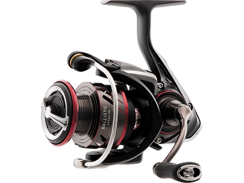 Daiwa Ballistic LT Spinning Fishing Reel (Model: BLSLT3000D-C)