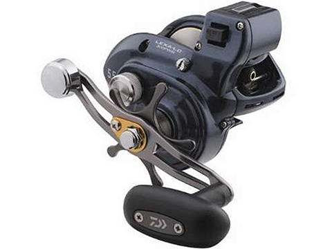 Daiwa Lexa Line Counter Reel