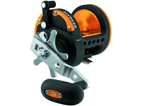Daiwa Seagate� Conventional Reel (Model: 40H)