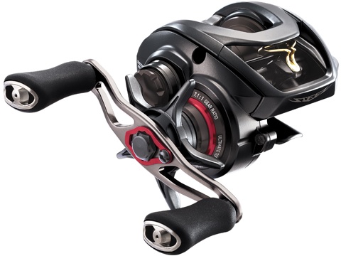 Daiwa Steez� A TWS Baitcasting Fishing Reel (Model: STEEZATW1016SHL)