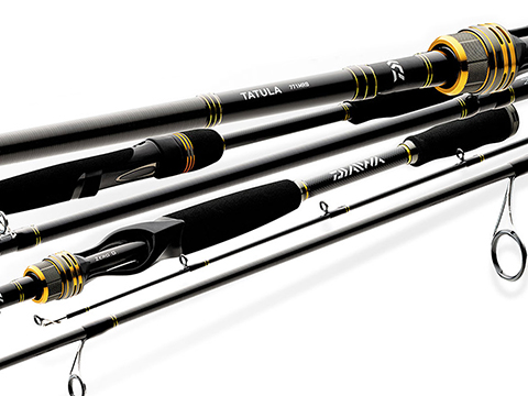 Daiwa TATULA® Bass Trigger Grip Casting Fishing Rod