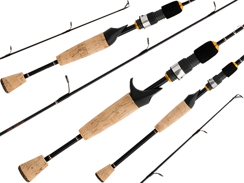 Daiwa Triforce® Multi-Purpose Ultralight Spinning Fishing Rod