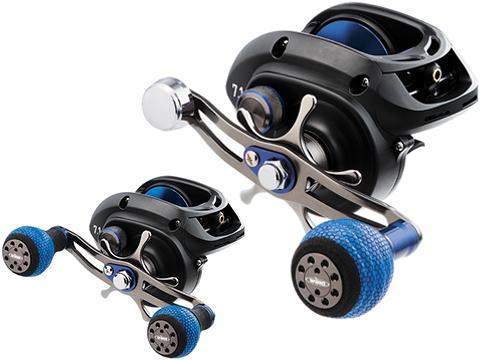 Daiwa Lexa Type-WN Reel (Model: LEXA-WN300HS-P)