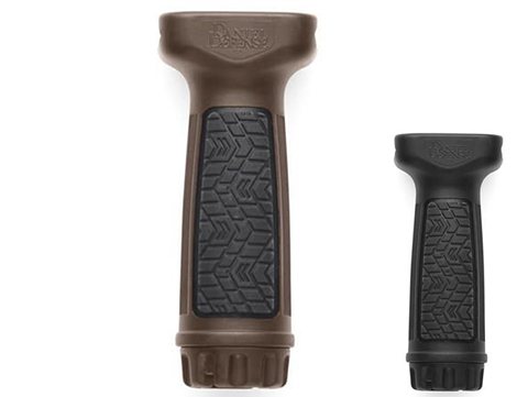 Daniel Defense Picatinny Vertical Foregrip (Color: Mil Spec+ Brown)