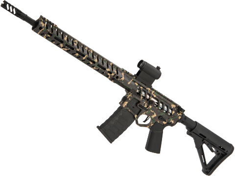 Demolition Ranch 2.0 with Electronic Trigger eUDR-15 AR15 Airsoft AEG Training Rifle by EMG / F-1 Firearms