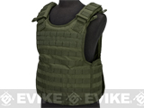 Condor Defender Plate Carrier (Color: OD Green)