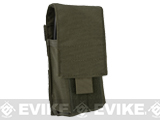 Avengers Tactical Double Stack M4 / M16 / AR Magazine Pouch - Foliage Green
