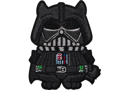 Evike.com The DOGE Hook & Loop Morale Patch (Style: Bork Vader)