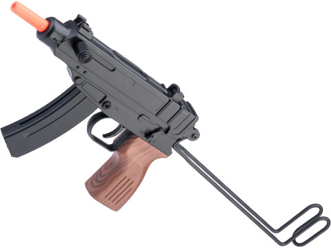 Double Eagle M37F Skorpion Spring Powered Airsoft SMG