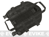 Pro-Arms Tactical Dog Vest - Black / Small