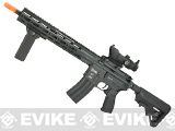 Dytac MK1 SMR Black Jack Strategic Full Metal M4 Airsoft AEG (Model: 13 Rail / Black)