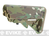 DYTAC Retractable Crane Stock for M4 Series Airsoft Rifles - Camo