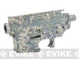 DYTAC Metal Receiver for M4 / M16 Series Airsoft AEG Rifles - ACU