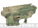 DYTAC Metal Receiver for M4 / M16 Series Airsoft AEG Rifles - Arid Foliage