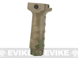 DYTAC Camouflage Eco TD Long Vertical Grip (Color: ATACS Foliage)