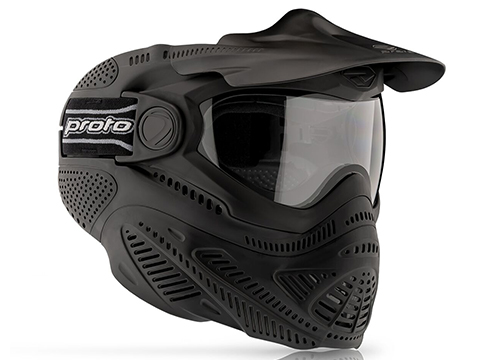 Dye Proto FS Full Face Mask w/ Thermal Lens