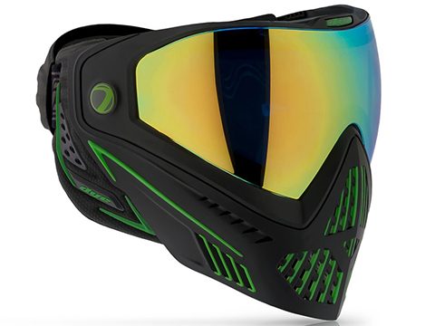 Dye i5 Pro Airsoft Full Face Mask (Style: Emerald 2.0)