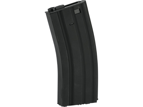 Dytac Metal 300rd Hi-Cap Magazine for M4/M16 Series Airsoft AEGs (Color: Black)