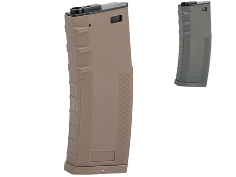DYTAC 120rd Invader Mid-Cap Magazine for M4 / M16 Series Airsoft AEG Rifles