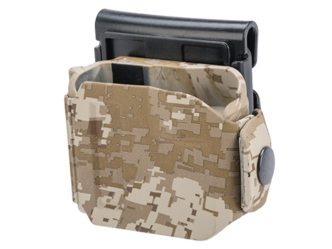 DYTAC Polymer Camo Universal Holster for GLOCK Pistols