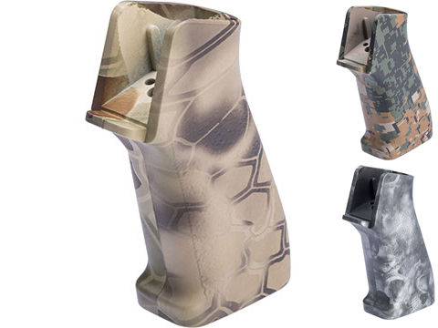 DYTAC Camo TD Style Motor Grip for M4 / M16 Series Airsoft AEG Rifles