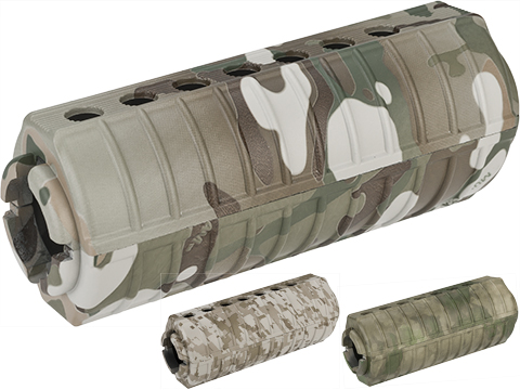 DYTAC Camo Handguard for M4 Series Airsoft AEG Rifles