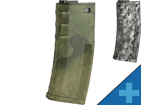 DYTAC Polymer 120rd Mid-Cap Magazine for M4 / M16 Series Airsoft AEG Rifles