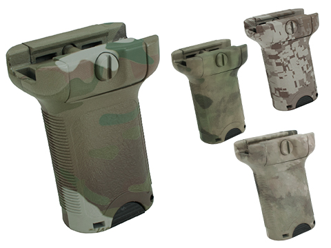 Dytac Ergonomic Vertical Grip For Airsoft AEG & GBB