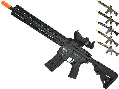 DYTAC MK5 SMR 14.5 Black Jack M4 Carbine  Airsoft AEG Rifle